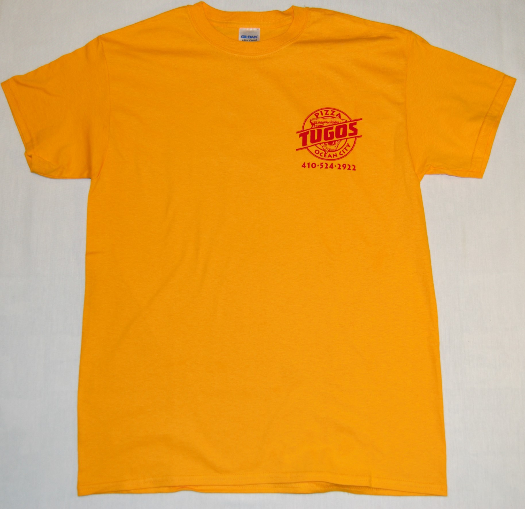 Tugos Crew Shirt Front