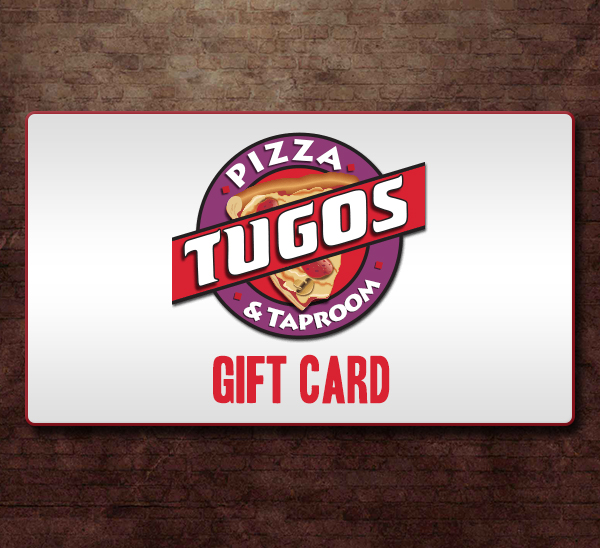 Pizza Tugos Gift Card
