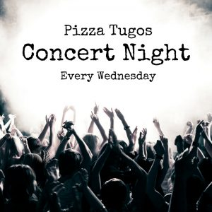 Concert Wednesdays at Pizza Tugos