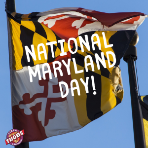 August 24th is National Maryland Day!